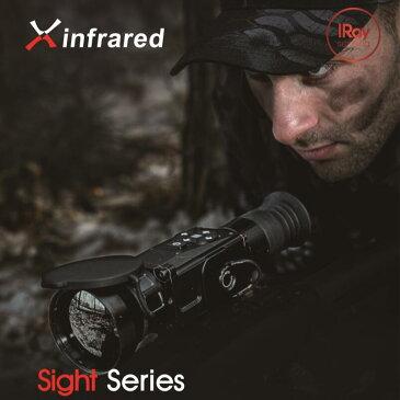 【送料無料】IRAY社 Xsightシリーズ サーマルイメージング赤外線ライフルスコープ 暗視スコープ 単眼鏡 WIFI機能 SL35W