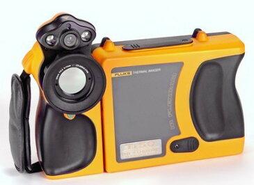 全国送料無料 FLUKE社  赤外線ビデオ温度計 「TI50FT-10/20/54」