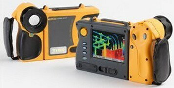 全国送料無料 FLUKE社  赤外線ビデオ温度計 「TI55FT-10/20」