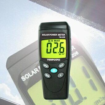 最新 全国送料無料TENMARS社 TM-206 太陽光ソーラーパワーメーター 太陽光放射強度計 TM-206 TM-206, 寝具マン:9c68d58b --- gbo.stoyalta.ru