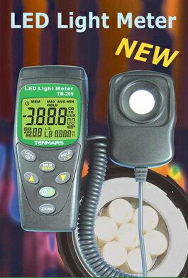 [定休日以外毎日出荷中] 全国送料無料TENMARS社 TM-209 LEDライトメーター照度計TM-209, men'sホーマン:4a926d72 --- gbo.stoyalta.ru