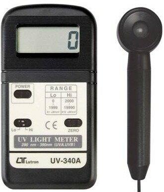 経典 全国送料無料LUTRON社 UV-340A デジタル紫外線強度計 UV-340A UV-340A, スーパーセール期間限定:9e2e6ba3 --- gbo.stoyalta.ru