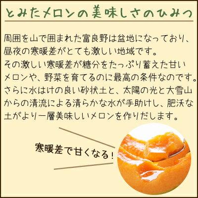 訳あり富良野メロン約4kg[2〜3玉入]送料無料赤肉メロン果物フルーツめろんハネメロン
