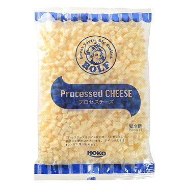 TOMIZ cuoca (富澤商店 クオカ) ロルフ ダイスカット(サイコロ)チーズ 8mm 【冷蔵便】/ 1kg チーズ類 その他チーズ