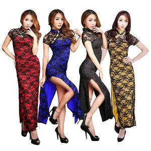 08b92f60e4116 ロング チャイナドレス - チャイナドレスの専門ショップ Chun Lee