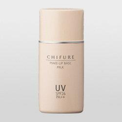テカリによる化粧くずれやくすみを防ぎ、さらりとなめらかな肌を保ちますちふれ メーキャップ...