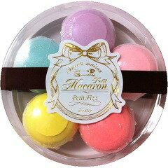 5種類の香りのマカロンフィズが入ったアソートメントセットスウィーツメゾン プチマカロンフィ...