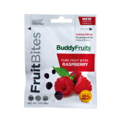 100%フルーツだけで作られたグミバディーフルーツ フルーツバイツ ラズベリー 28g