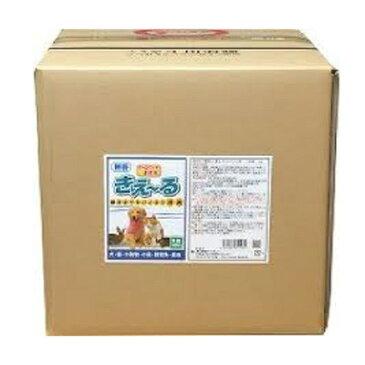 KY-620 【送料無料】消臭剤 きえ〜る ペット用 18L(18000ml)