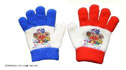 アンパンマンニット手袋