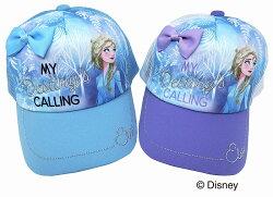 アナと雪の女王メッシュキャップ(帽子日除けかわいいおすすめ子供キャラクター