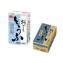 森永 絹ごし豆腐 290g×12個  【10P25oct10】