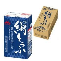 森永 絹ごし豆腐 250g×12個