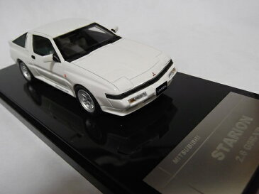 ミニカー WIT'S W273 1/43 STARION 2.6 GSR-VR ソフィアホワイト