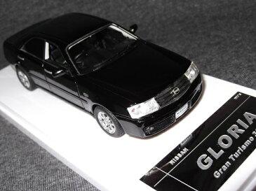 ミニカー Wit's W569 1/43 GLORIA Gran Turismo 300SV ブラック グロリア
