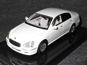 ミニカー Wit's W570 1/43 CIMA 450XV ホワイトパール シーマ