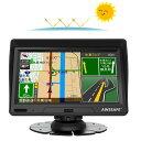 ポータブルカーナビ ワンセグ搭載 TV機能 7インチ高性能GPSカ...