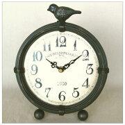 アンティーク 置き時計 クロック レトロギフトプレゼント