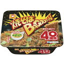 【送料無料】マルちゃん 焼そばBAGOOOON(バゴォーン)わかめスープ付き 1ケース12個入