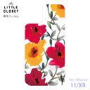 いろはショップオンラインで買える「リトルクローゼット iPhone11/XR 着せ替えフィルム Smoke-flower 2020S/S 専用フィルム おしゃれ かわいい iPhoneケース スマホケース little closet 2020 春夏 GLF11-19」の画像です。価格は418円になります。