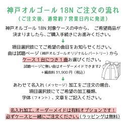 神戸オルゴールご注文方法2