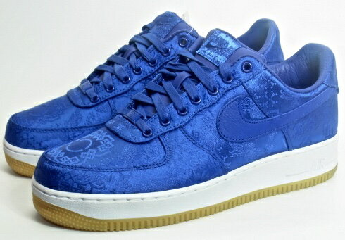 メンズ靴, スニーカー 2019 NIKE AIR FORCE 1 PRM CLOT Game Royal Blue 1 CJ5290-400