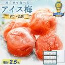 【トノハタ公式】アイス梅(紀州産)9個入り 梅干 ギフト スイーツ