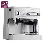 デロンギコンビコーヒーメーカーBCO410J-W/ホワイト