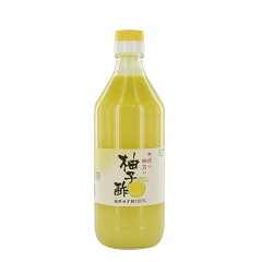 瀬戸の柚子酢 500ml 【国産100%果汁 手搾り仕上げ】