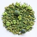 深蒸し抹茶入り玄米茶(100g)