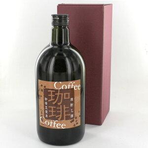 二世古酒造 珈琲焼酎 (720ml) 箱入り