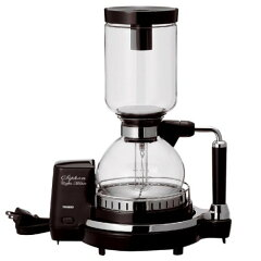 ツインバード サイフォン式コーヒーメーカー CM-D853BR