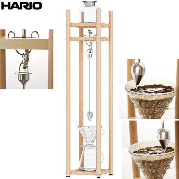 HARIO ハリオ V60 ウォータードリッパー FURIKO 30分抽出 2-6杯用 WDF-6 【送料無料】