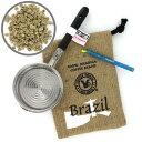 ◆ 新コーヒー生活応援 ハンド焙煎機セット