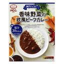 MCC食品 神戸テイスト+ 香味野菜の欧風ビーフカレー 18
