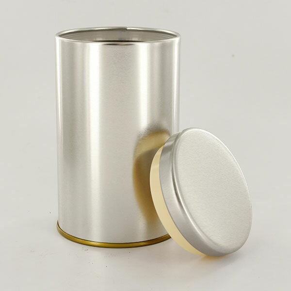 マキノ コーヒー缶/無地(78×134密閉缶)