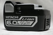 日立工機[HITACHIKOKI]14.4V(6.0Ah)リチウムイオンバッテリBSL1460