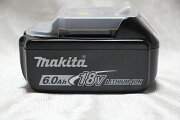 マキタ[makita]マキタ18V-6.0AhバッテリBL1860B/純正