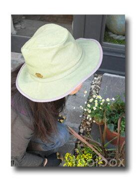 Le Prince Jardinier(ルプランスジャルディニエ)「シャポー・クラシック」ガーデニング 帽子 お洒落 農作業 ガーデニングハット 男女兼用