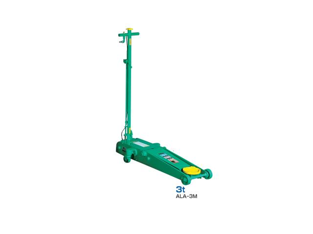◆安全自動車低床エアーガレージジャッキALA-1.8MH:ツールデポ