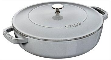 STAUB ストウブ ブレイザー・ソテーパン 24 40511−475 チェリー RSTD602 [7-0075-0402]