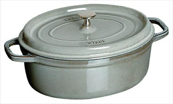 STAUB  ストウブ ピコ・ココット オーバル  41グレー40509−508  6-0075-0223  RST4836