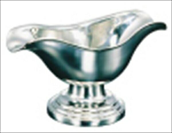 三宝産業  UK18−8バロン両口ソースポット  大 350  6-1668-0801  PSC13001