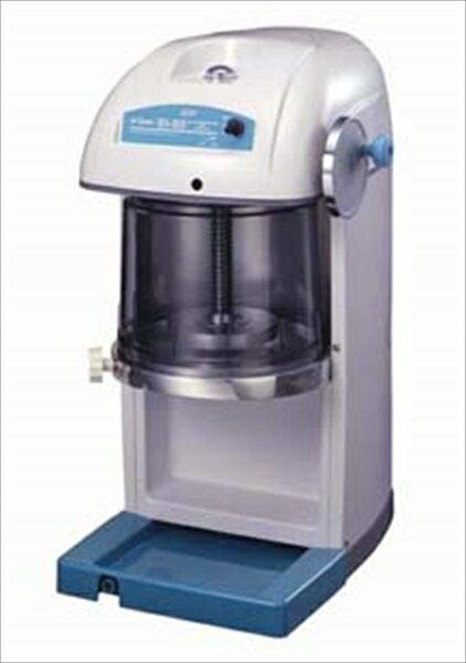 池永鉄工  スワン 電動式 ブロックアイスシェーバー  SI−80(ギヤー駆動式)  6-0839-0901  FAIC801