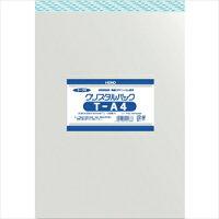 (株)シモジマHEIKOOPP袋テープ付きクリスタルパックT−A4[6743200T22.531]