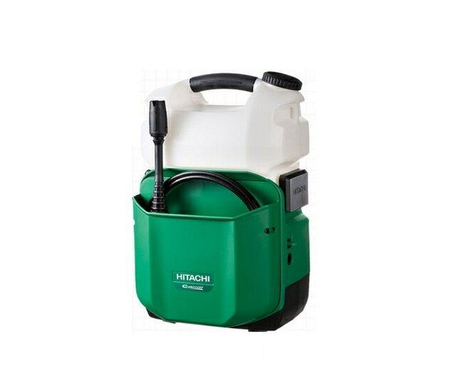 HiKOKI[ 日立工機 (hitachi) ]  14.4V コードレス高圧洗浄機 AW14DBL(NN)【本体のみ】 ※バッテリー、充電器別売