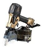 HiKOKI[日立工機]  高圧ロール釘打機 NV65HR2(N)ハイゴールド【ケース付セット】【H02】