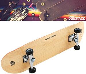 スケートボード DSB-10 DUBSTACKカナディアンメープルデッキ[DSB10] 全長790mmXW205mmウィールサイズ 50X30mmダブスタック ドッペルギャンガーDOPPELGANGER