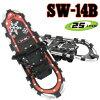 ���ܽ�����̵���ۥ��Ρ����塼25inchSW-14B���顼�������/���Ρʥڥ���1.89kgSNOWSHOE[SW14B]54.0��90.0kg�ޤǥɥåڥ륮��������ȥɥ�DOPPELGANGEROUTDOOR