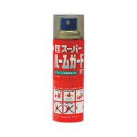 簡易消火スプレースーパールームガード4(189420)(エアゾール式簡易消火器具)420mlNDCSRG4日本ドライケミカル【メール便非対応商品】